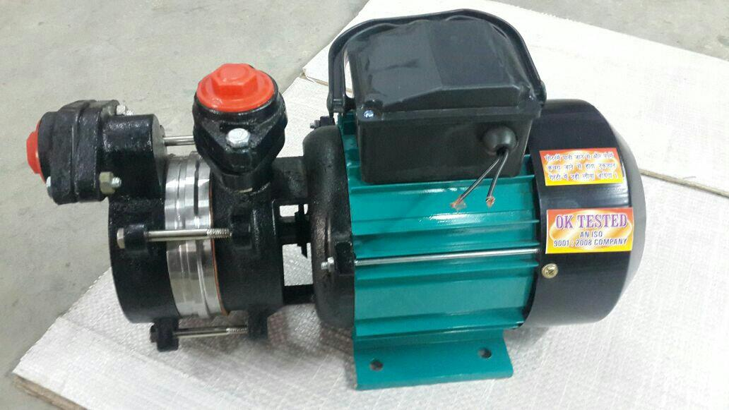 we are manufacturer of self priming pumps in rajkot - by Ruston Electricals, Rajkot