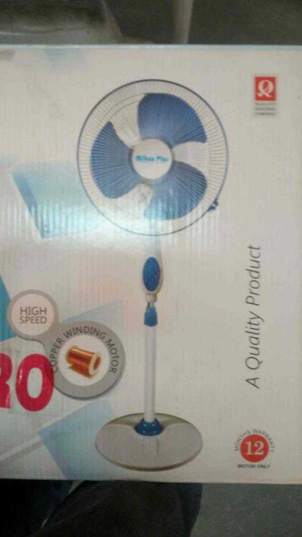 we are dealers of electric fans in rajkot - by Ruston Electricals, Rajkot
