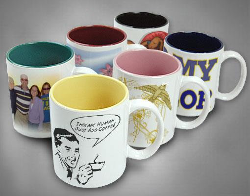 Customized Mug Printing in Delhi  Gift your loved ones Printed Mug as a memory symbol.. Shower your blessing and love with our products.  For more details or to purchase http://www.snooky.com - by Snooky - Customized Printing Solution, New Delhi