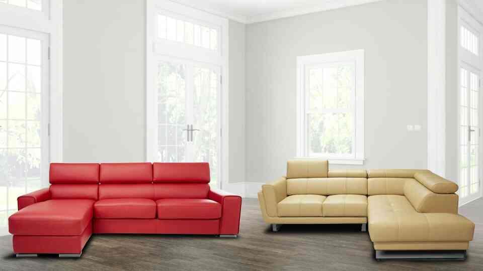 Sofa set manufacturers in Hennur main road - by Unique Design, Bangalore