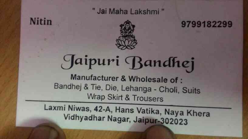 manufacturers of skirts in Rajasthan - by Jaipuri BANDHEJ Jaipur, Jaipur