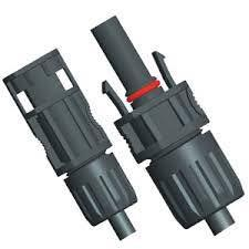 MC4 Connector available at Capsol Store  Stock available -1000 pcs - by Capsol Solar Energy Systems, Al Gharbia