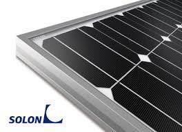 Solon Solar Panels Made in German available at Capsol Store Mono 260w, 265w, 270w, 275w - by Capsol Solar Energy Systems, Al Gharbia