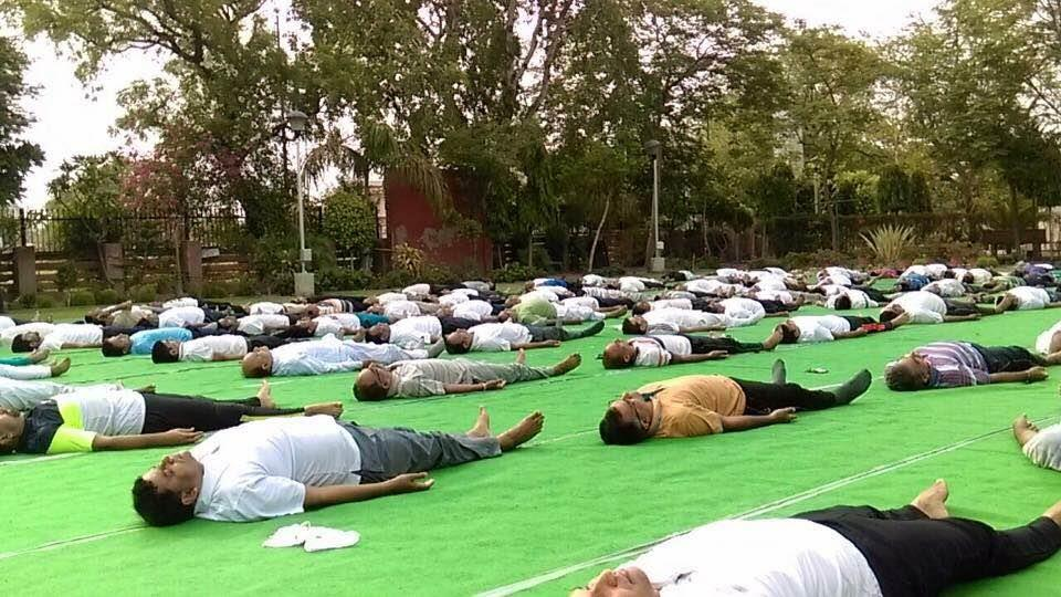 Yoga can help you cure our day to day problems like stress, cervical, insomnia, headache joint pain, lumber region pain etc. IHS helps you to achieve a healthier lifestyle by designing specific training module according to your needs and re - by YOGA CLASSES AT HOME, Delhi