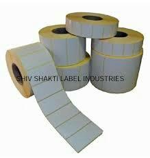 """Shiv Shakti Labels are a leading manufacturer of """"100x150mm"""" plain barcode labels. We are located in Vadodara, Gujarat. - by Shiv Shakti Label Industries, Vadodara"""