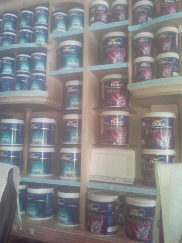 We have a large range of paints,  And we are pioneer in dulux paints. - by Mahalaxmi Paint, Ahmedabd