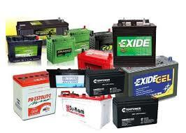 Exide Car Battery Charging Services in Shimpoli Borivali West Mumbai - by Ujala Battery And Tyre Services, मुम्बई
