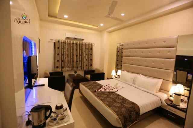 Best hotels in bhopal. - by Nirmal Residency, Bhopal