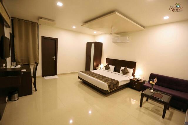 Hotel at panchwati near airport road bhopal. - by Nirmal Residency, Bhopal