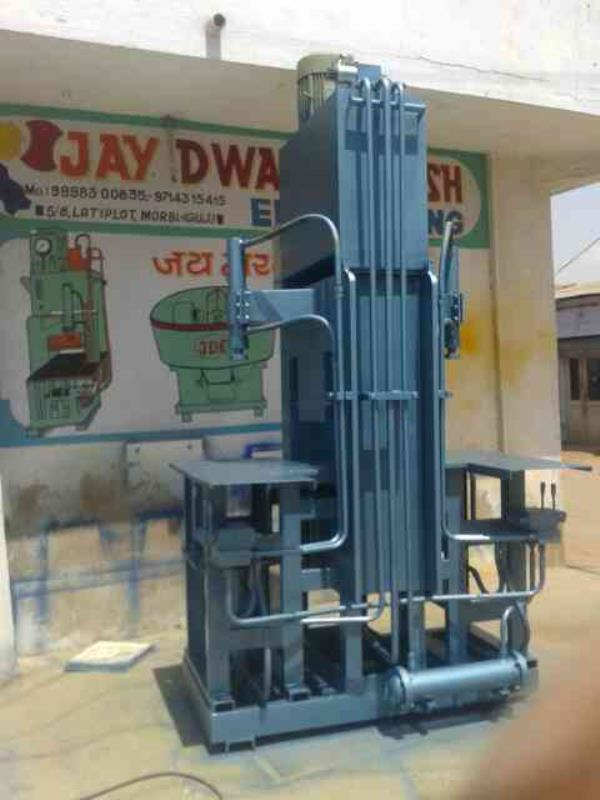 we are manufacturer paver block machine in morbi - by Jay Dwarkadhish Eng., 5-6 Lati Plot. Near Patel Transport Morbi