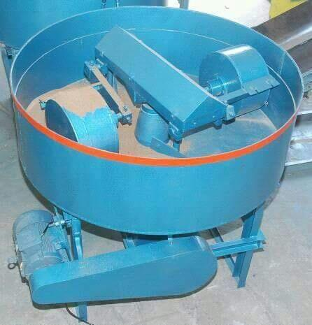 we are quality manufacturers of pan mixer - by Jay Dwarkadhish Eng., 5-6 Lati Plot. Near Patel Transport Morbi
