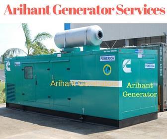 Commercial Generators on hire in delhi, chennai, ahmedabad, lucknow, patna, faridabad, gurgaon, pune, mumbai, goa, hyderabad, ghaziabad. - by Arihant Generator Services, Delhi