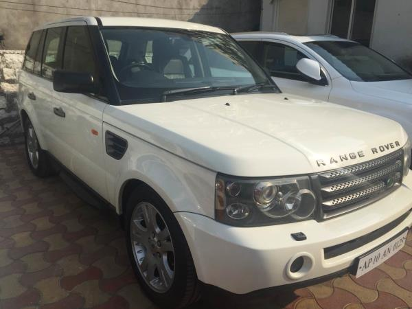# Range Rover | Sport | 3 Ltr engine | 2006 model | first imported Vehicle in India | fancy number | driven 1.4k Kms | Excellent service history | nearly maintained |  - by Vasant Motors Pvt Ltd, Hyderabad