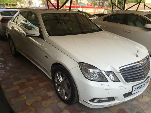 # Mercedes | Benz | E250 | 2010 model | driven 80k Kms | neatly maintained | compete service history | Hyderabad registered | single owner | - by Vasant Motors Pvt Ltd, Hyderabad
