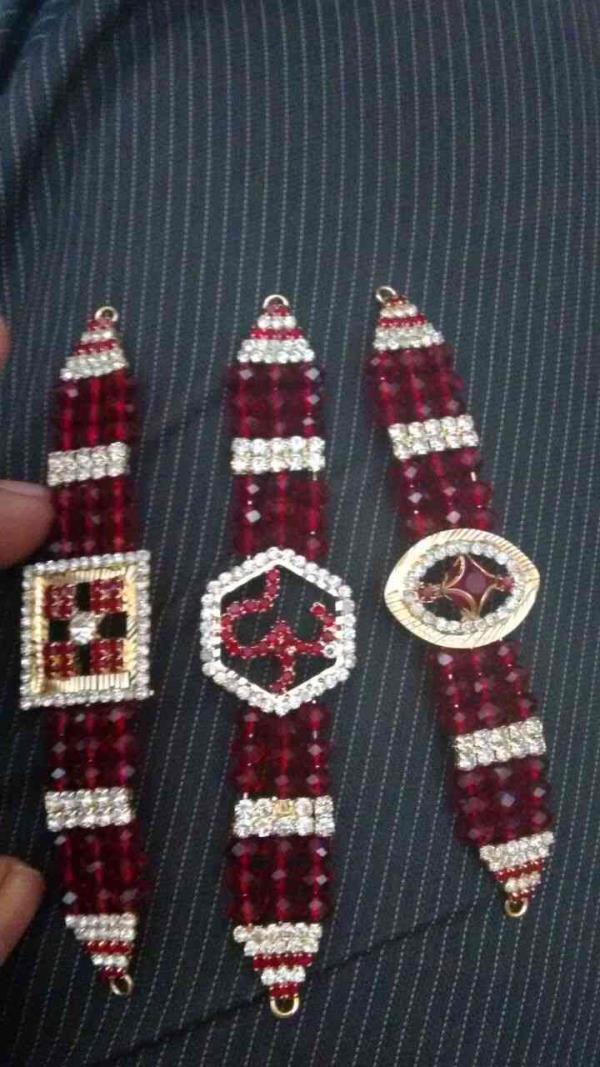 we are rakhi manufacturers in rajkot - by Shri Amarkrupa Manufacturers, Rajkot