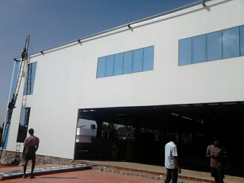 PUF Wall Panel Contractors In Aruppukottai, PUF Wall Panel Contractors In Avinashi, PUF Wall Contractors In Batlagundu, PUF Wall Contractors In Bodi, PUF Wall Contractors In Coimbatore, PUF Wall Contractors In Cumbum, PUF Wall Contractors I - by UNIVERSAL ROOFING COLDSTORE & CONSTRUCTIONS, Madurai