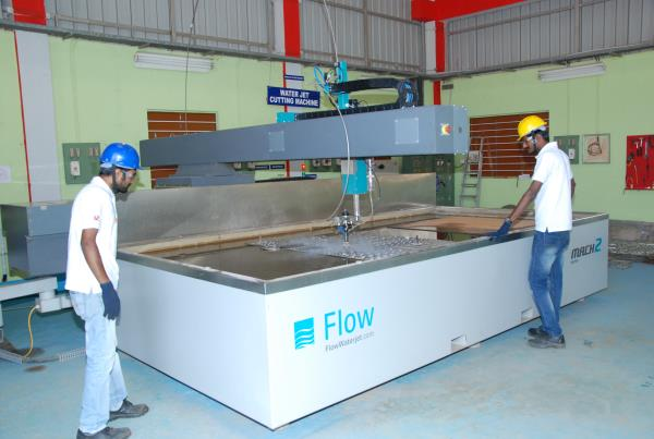 Water Jet Cutting Job Works In Coimbatore , Tamilnadu, India Service Provider Of Water Jet Cutting Jobworks In Coimbatore  - by SS Engineering Works, Coimbatore