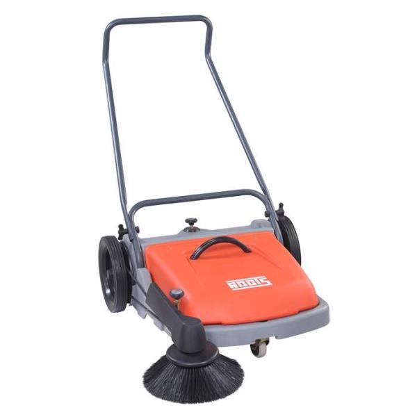 High performance sweeping machines from roots for various outdoor and indoor sweeping Vadodara Gujarat.  - by K C Enterprise, Vadodara
