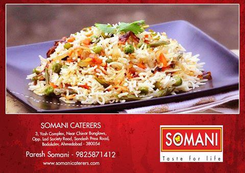 Somani Caterers # outdoor catering # Ahmedabad #9825871412#9825874923 # banquet # wedding caterers # corporate catering - by SOMANI CATERERS, Ahmedabad