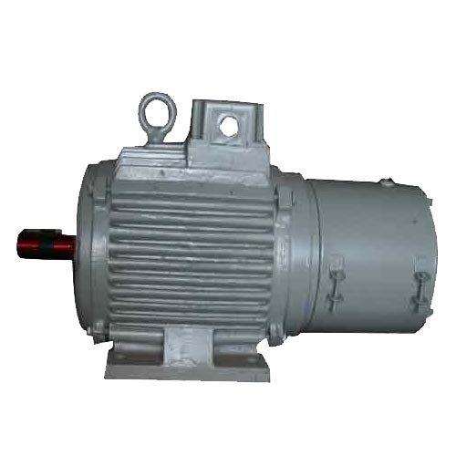Foot Mounted Brake Motor  We are one of the leading manufacturers, suppliers and exporters of high performing array of Foot Mounted Brake Motors. These motors are designed and made with precision under the guidance of experienced engineers  - by Shruti Engineering, Ahmedabad