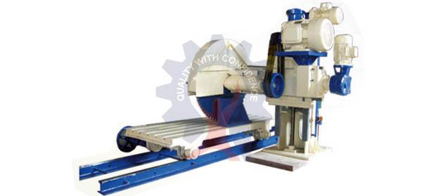 Manufacturers and Exporters of : MARBLE & GRANITE PROCESSING MACHINES GRANITE BLOCK CUTTER (Single Pillar)   our product MODEL: GBC (WATER CUT)  GRANITE BLOCK CUTTER is best suited for cutting of Granite blocks.  We have become a reliab - by Prem Engineering works - call us 9828056125/ 9828044146, Udaipur