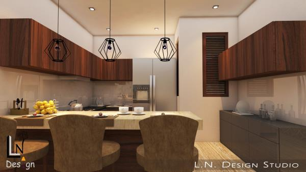 Kitchen & Dining - by L.N.Design's, Ajmer