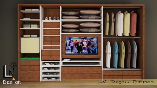 Multifunctional Wardrobe - by L.N.Design's, Ajmer