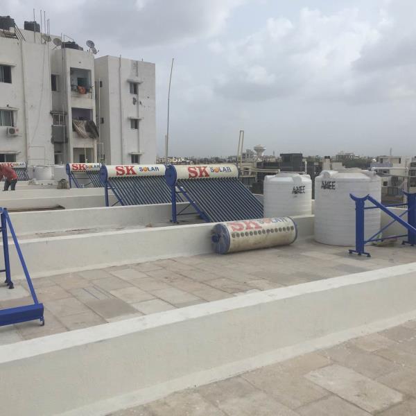 Our side foto - by Sshree Khodiyar Solar Pvt Ltd, Rajkot