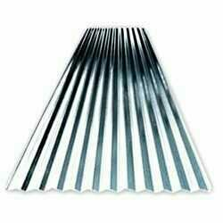 Corrugated Steel Sheet in Chennai - by GOVINDARAJA MUDALIAR SONS (P) LTD, Chennai