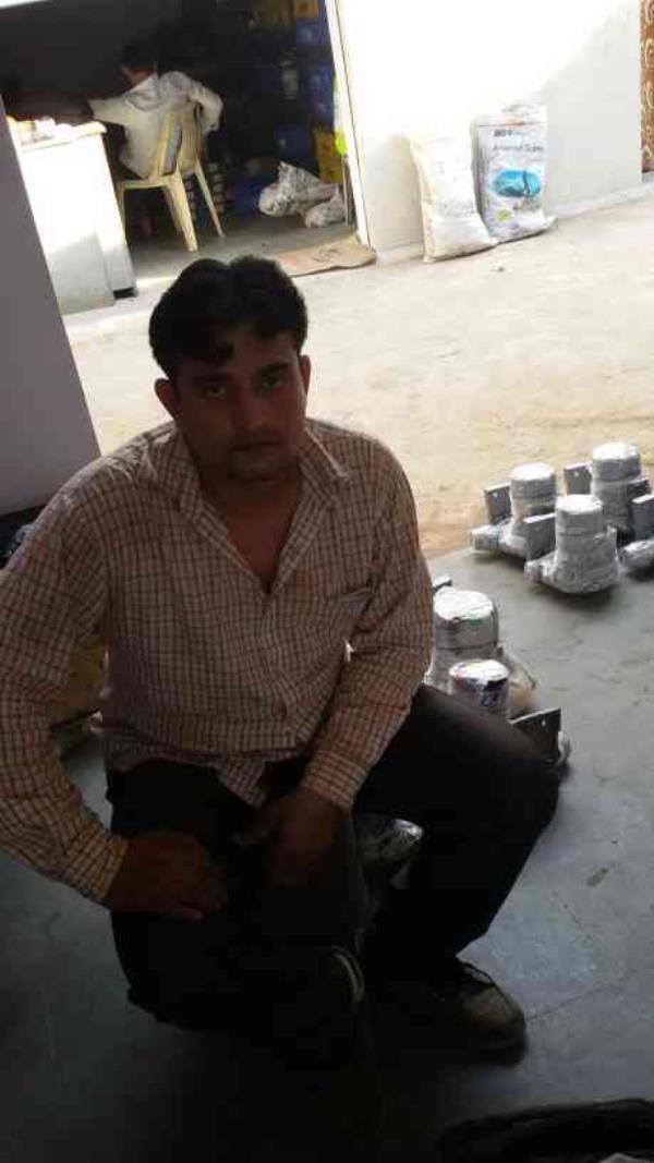 We are manufacturer of blade grinder in rajkot - by Arjun Enterprise, Rajkot