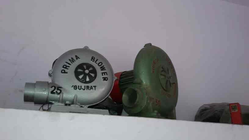 We are manufacturers of air blower motor in rajkot - by Arjun Enterprise, Rajkot