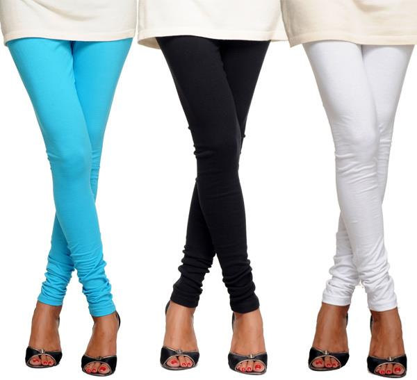 Get High Quality Fabric Leggings. Give your legs Comfort, not just the style and look. Available in various colours.  Jyoti Garments - Leggings Manufacturer in Delhi - by Jyoti Garments - Online Leggings Store, Delhi
