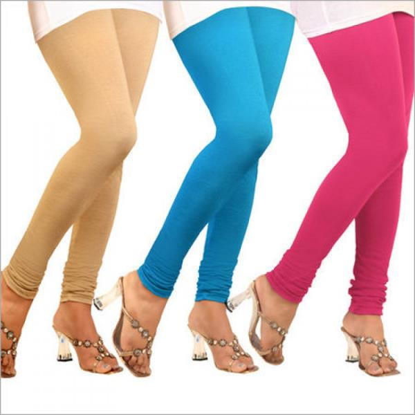 Leggings  Available in various colours and sizes. Give Look, Style and Comfort to your legs. - by Jyoti Garments - Online Leggings Store, Delhi