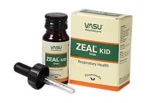 Kids Cough Dropper from Vasu Health Care located in Vadodara Gujarat. Restlessness due to common cold, chest congestion and cough can cause discomfort for the child as well as family. Combination of Tulsi, Vasaka, Pudina, Trikatu & Yashtima - by Vasu Health care, Vadodara