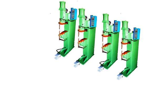 Spot Welding Machine Range 25 to 300 KVA  Throat Depth 400 mm to 1000 mm Quick response welding Head Encapsulated Weld Transformer Microprocessor based Resistance Weld Control  - by Winner weldingg Corporation, Pune