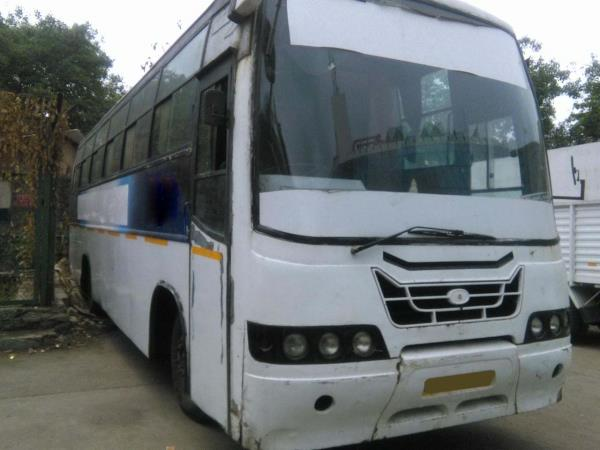 Second hand company bus sale in Pune   WE ARE THE DEALERS IN PUNE MAHARASHTRA ALL TYPES 13 TO 50 SEATER USED BUSES  SELLER AND BUYER  WE ARE HAVING ALL TYPES COMPANY BRANDED 13 TO 50 SEATER BUSES FORCE, MAZDA, EICHER, TATA, ASHOK LEYLAND. A - by Bus Truck Market, Pune