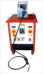 MIG WELDING RECTIFIRES  To be used for min. sheet thickness of 0.6 mm. High fusing capacity. Suitable for solid wire as well as flux cored wire. Concentrated heat applicationLow deformation of welded parts. - by Star Electrical & Mechanical Co., Vadodara