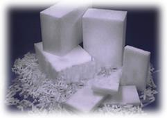 DRY ICE   Dry ice is the solid form of carbon dioxide (CO2) with a temperature at -109.3°F (-78.5°C) or below. Dry ice is especially useful for freezing and keeping things frozen because of its very cold temperature. At normal atmospheric p - by Sri Venkateswara Carbonic Gases (P) ltd, Coimbatore