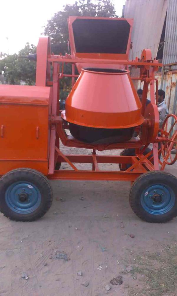 CONCRETE MIXERS MACHINE  we have best quality and material products in CONCRETE MIXERS MACHINE. - by SIMCO INDUSTRIES, Ahmedabad