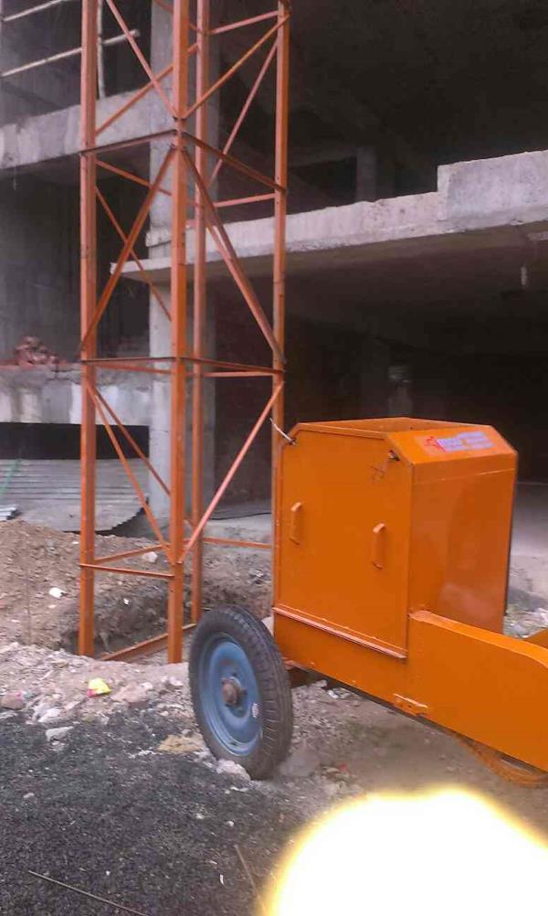 Tower hoist chanal type - by SIMCO INDUSTRIES, Ahmedabad