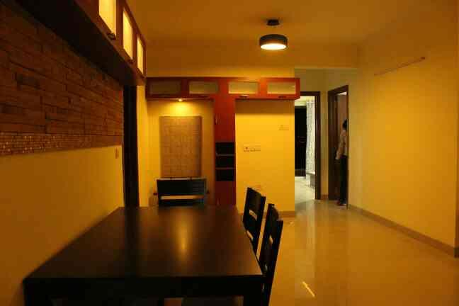 Interior design in yelahanka  Contemporary design. - by SJ Architects & Interiors, Bengaluru