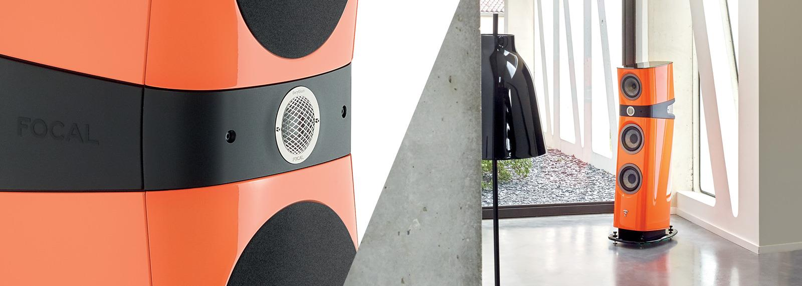 "Focal Sopra N 2 THE NEW EPITOME OF TODAY'S PREMIUM LOUDSPEAKERS.  Sopra n°2 clearly inaugurates a new era for the ""Premium High End"" by taking into account new performance criteria. Compact, modern, a pure design, character... all these are - by Vector systems pvt ltd, Hyderabad"
