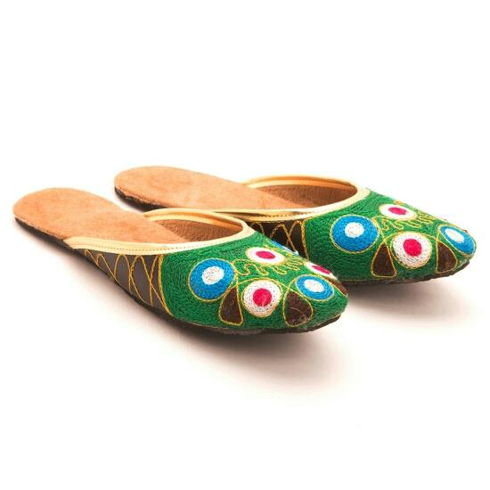we have best design slipper. Little india malviya nagar jaipur - by Little India, Jaipur