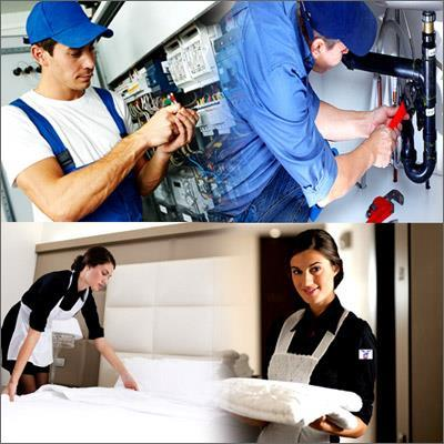 Housekeeping Service and Facility Management Service - by Asia security services , Kolkata