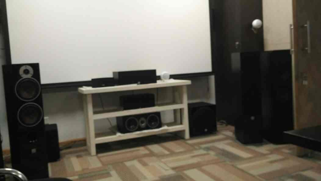 we deal in home theatre system.  - by Pavilion Electronic , Ahmedabad