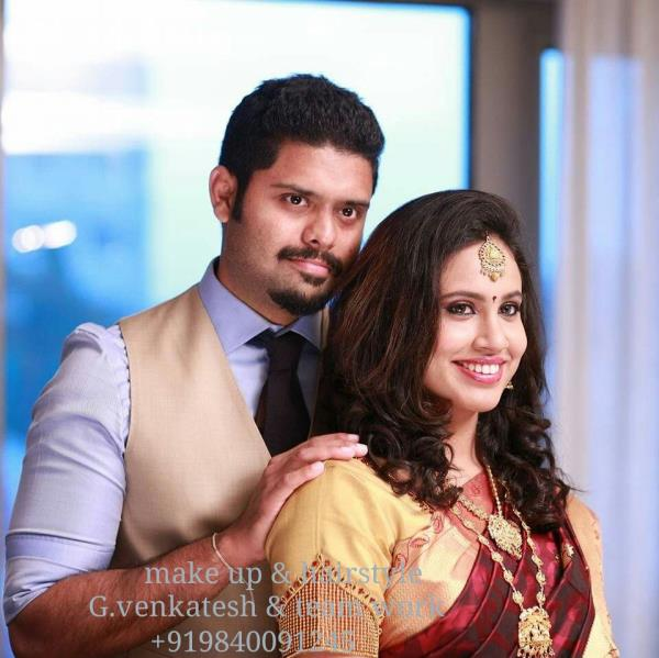 Cinema Makeup Artist in Chennai   Best Makeup artist in South India with 20 years of Experience in both Cine and Bridal Makeup . - by Top wedding Makeup Artist Chennai +919840091245, Chennai
