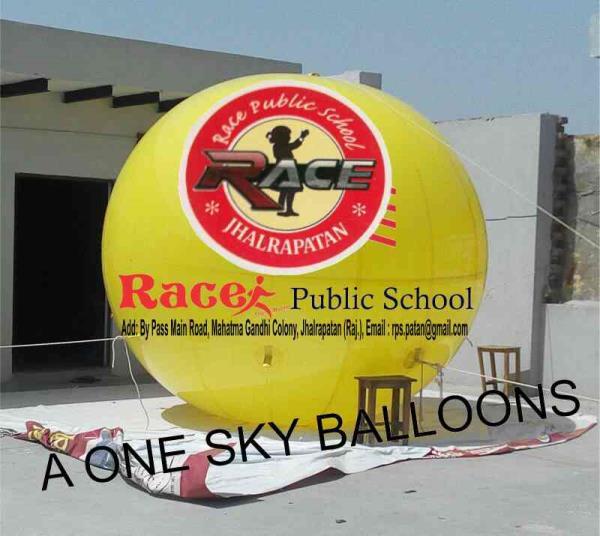 Advertising Sky Balloon Manufacturer - by Sky Balloon Manufacturer, New Delhi