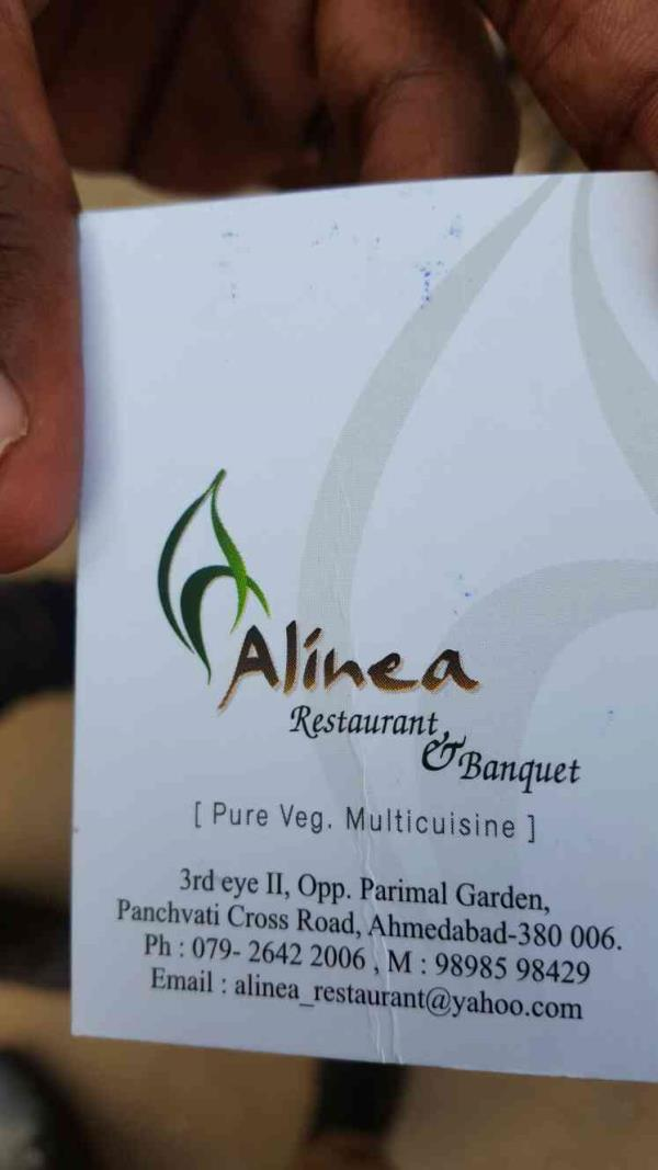 This is our pure veg multicusine restaurant - by Alinea Restaurant And Banquet, Ahmedabad