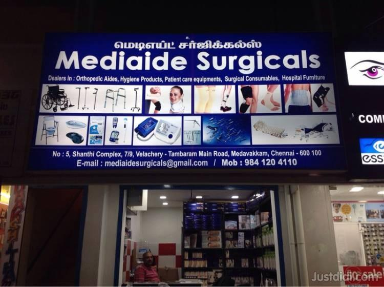 Best Orthopaedic Equipment Dealers in Chennai  Best Orthopaedic Equipment Dealers in Medavakkam  Best  Orthopaedic Equipment Dealers in Tamilnadu  Best Orthopaedic Equipment Supplier in Chennai  Best Orthopaedic Equipment Supplier in Medava - by Mediaide Surgicals, Chennai