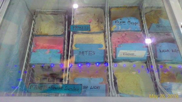 """Fun Republic Ice Cream Parlour   We KOOLFEE. ALSO AT """"FUN REPUBLIC"""" PARLOURS WE ALSO SERVE SOFT ICE CREAM IN CONES, CUPS, HAVE VARIETY OF SUNDAES ICE CREAM AND SCOOP ICE CREAM. - by Fun Republic Ice Cream Parlour, Ajmer"""